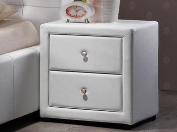 Chevet OLYMPIA blanc