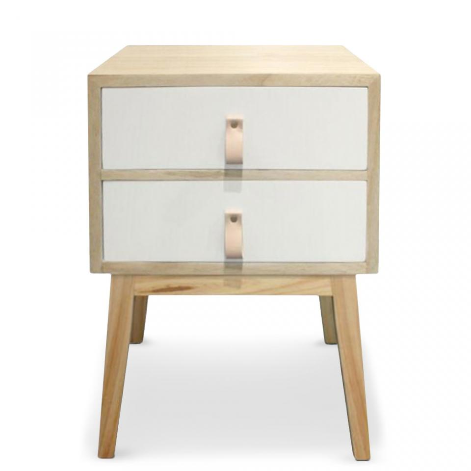 Catgorie chevets du guide et comparateur d 39 achat for Chevet style scandinave