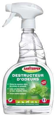 Destructeur d odeurs Saniterpen