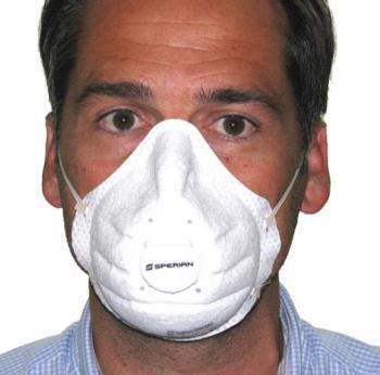 Masque à Soupape FFP2