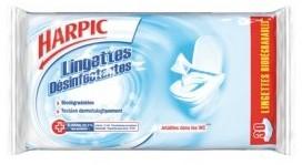 Paquet de 30 lingettes désinfectantes