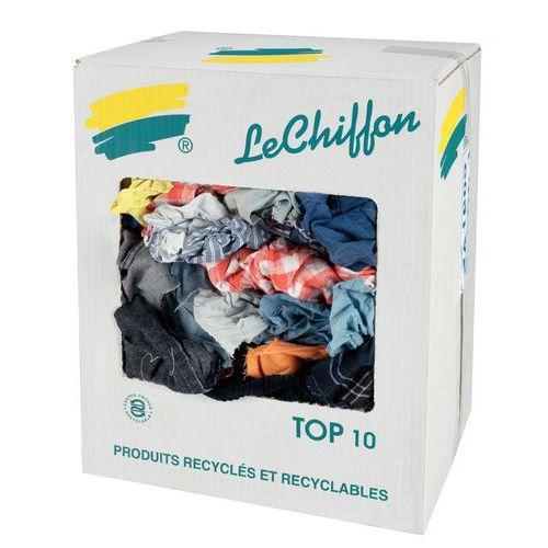 Chiffons en coton - Multicolore