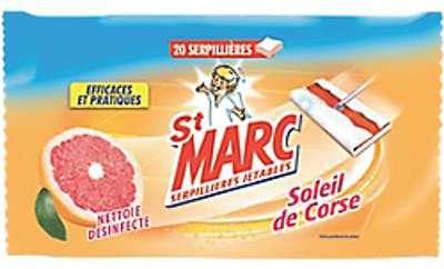 Serpillères St Marc Soleil