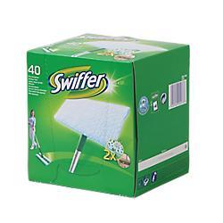 Lingettes de rechange Swiffer