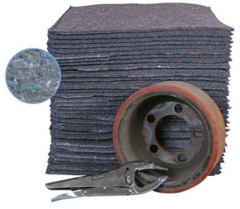 Chiffon textile pur - Chiffon