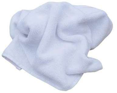 Chiffon textile - ponge blanche