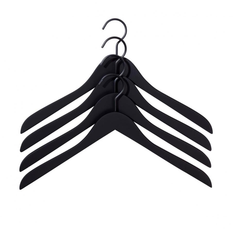 Soft Coat Hanger - Lot de