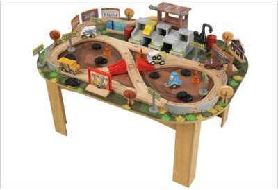 Table et circuit Cars 3 Thunder