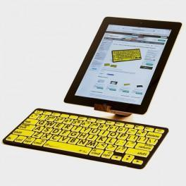 Mini clavier Bluetooth à grosses