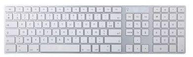 Clavier sans fil pour MAC