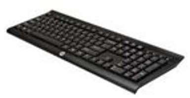 HP K2500 - clavier