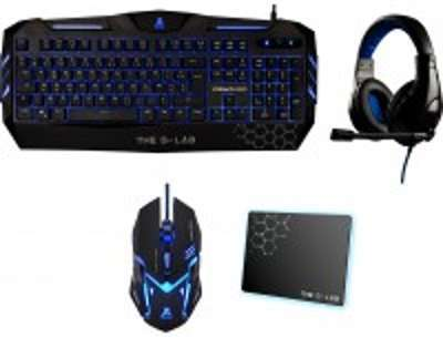 Clavier gamer THE G-LAB COMBO300