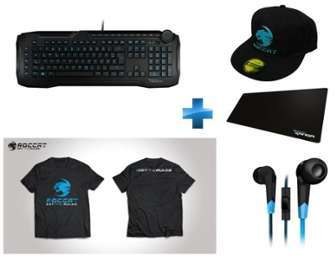 ROCCAT Pack Gaming Clavier
