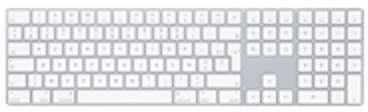 Magic Keyboard avec pavé numérique