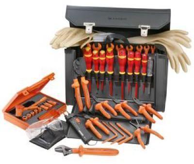 Sélection de 41 outils isolés