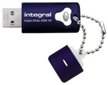 Clé USB 3 0 8 Go Crypto DUAL