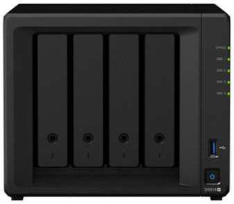NAS Synology Tour DS918 8G