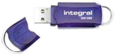 Clé USB capacité 32 Go Courier
