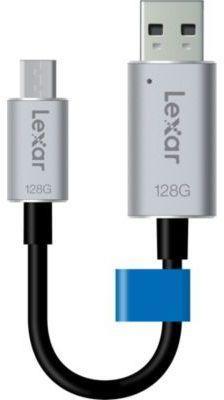 Clé OTG pour micro USB Lexar