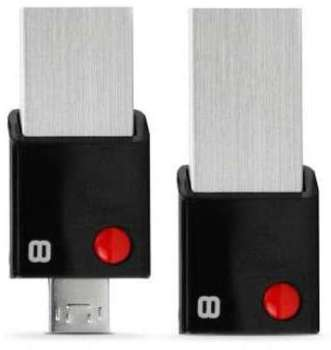 Clé micro USB OTG 8Go avec