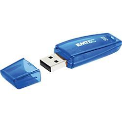 Clé USB EMTEC C410 32 Go Bleu