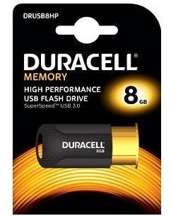 Duracell 8GB USB 3 1 Flash
