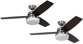 Hunter ventilateur de plafond carera bn nombre pales de - Ventilateur de plafond silencieux hunter ...