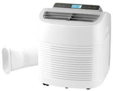 Climatiseur mobile compact