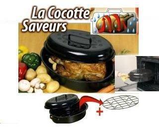 COCOTTE SAVEURS PRESERVEES