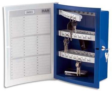 Boîte à clés design en polystyrène