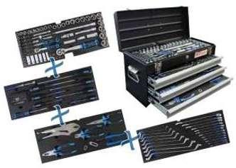 Coffret d outils mixtes 143