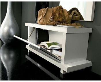 Coffre-banc design avec tiroir