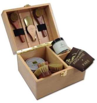 Coffret Cirage Groom Naturel