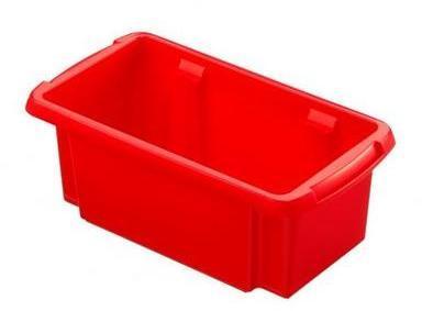 Caisse de rangement plastique