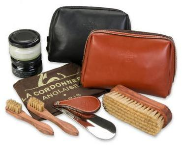 Trousse A Cirage CLIPPER SET