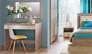 Coiffeuse moderne en bois