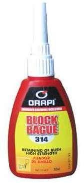 Fixation bague Block bague