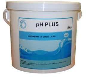 Poudre pH PLUS seau de 5 kg
