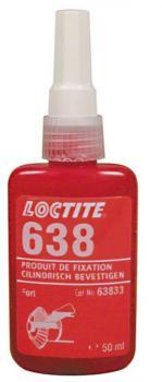 Colle Loctite 638 haute résistance