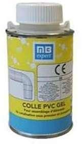 Colle pvc en gel 500 ml (pression)