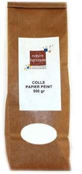 Colle naturelle à papier peint
