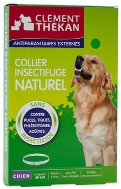 Clément Thékan Collier Insectifuge
