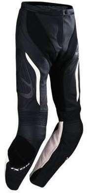 Pantalon moto cuir femme Ixon