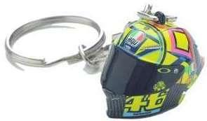 Porte clé casque VRl46 multicolor