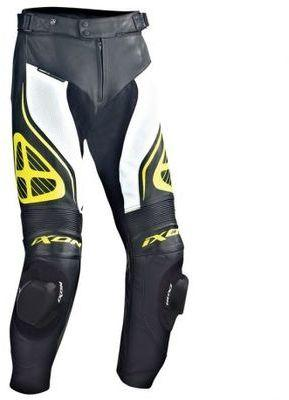 Pantalon moto cuir Ixon ORCUS