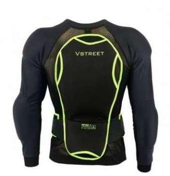 Gilet Protection Moto Vstreet