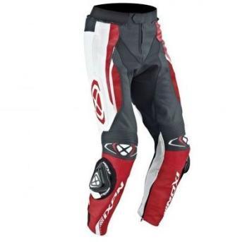 Pantalon moto cuir Ixon VORTEX