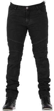 Jean Overlap Castel Dark Washed