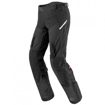 Pantalon Spidi Mesh Leg Noir