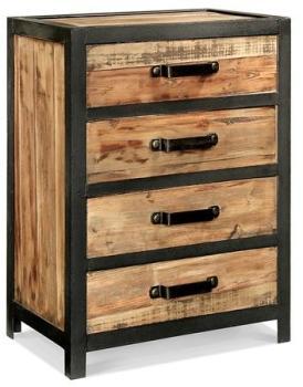 Cabinet Industriel 4 tiroirs